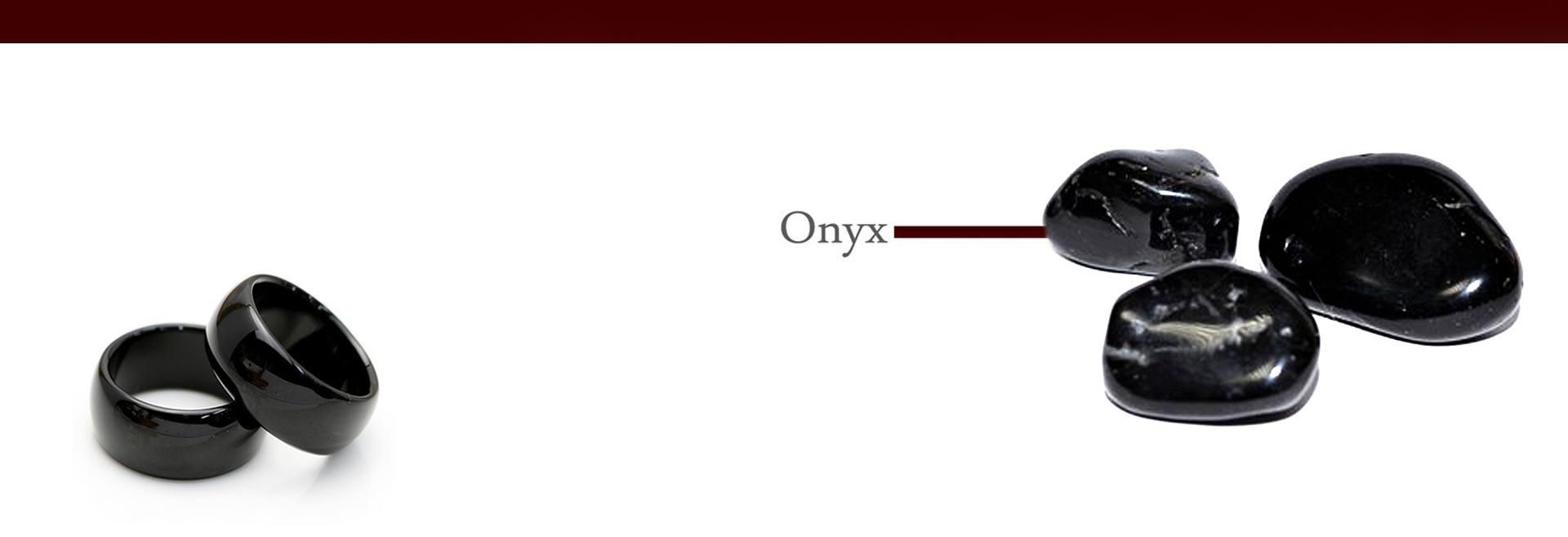 بررسی سنگ قیمتی اونیکس