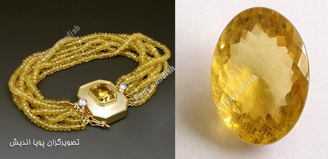 بریل طلایی (Heliodor) ، خواص بریل طلایی