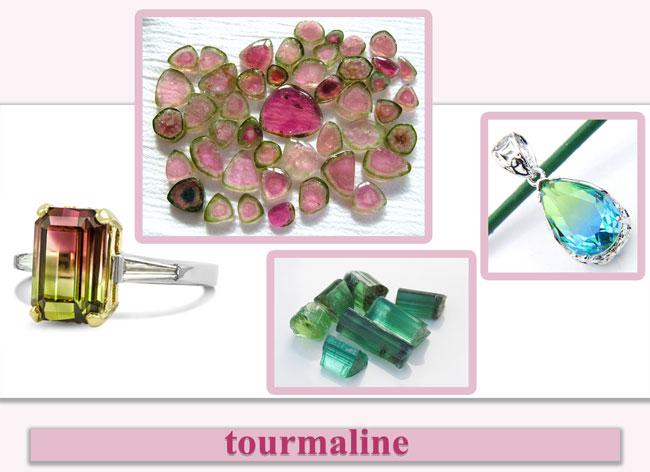 تورومالین (Tourmaline) ، خواص ترومالین