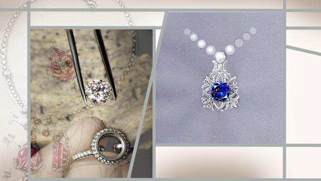 عناصر طراحی جواهرات