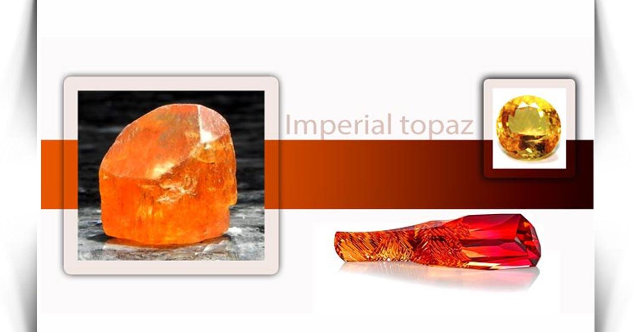 7 سنگ توپاز امپریال