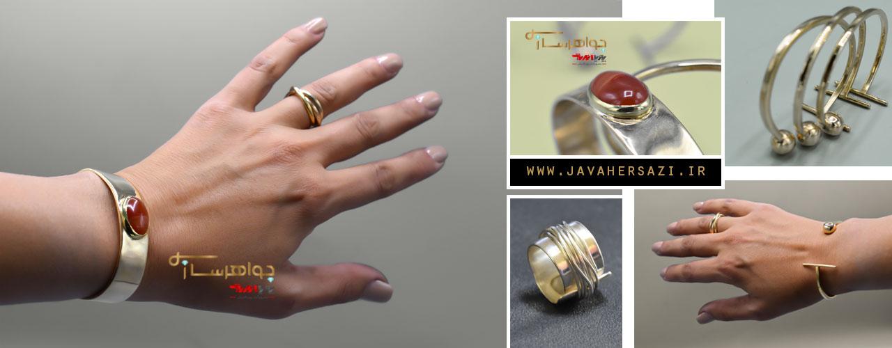 ساخت جواهرات در کلاس های جواهرسازی