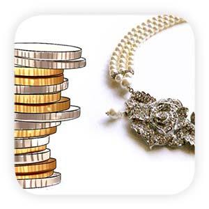 درآمد طراحی جواهر