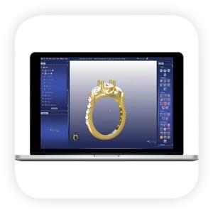 11 نرم افزار برتر طراحی جواهرات