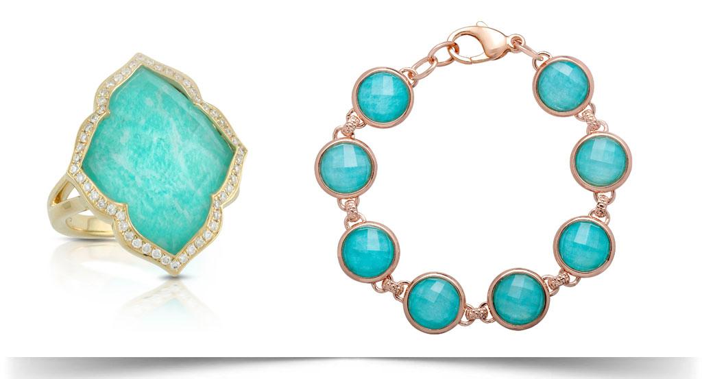 جواهرات آمازونیت