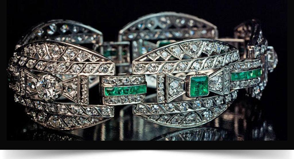 نوع سبک های جواهرات
