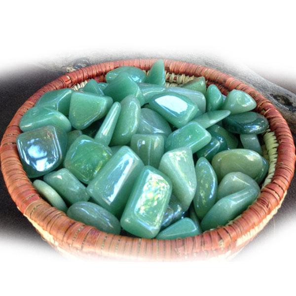 سنگ دلربا سبز