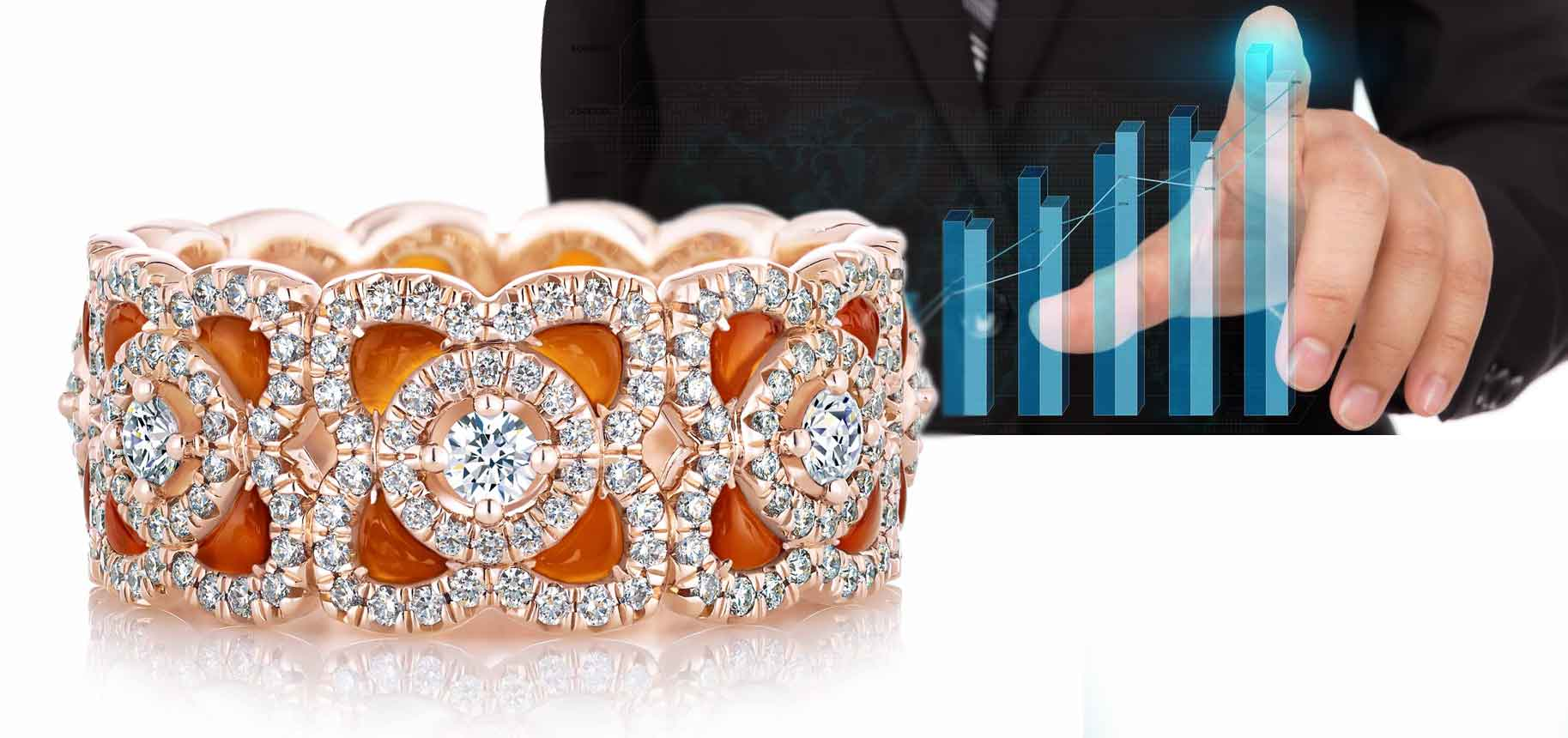 تفکرات بازار جواهرات