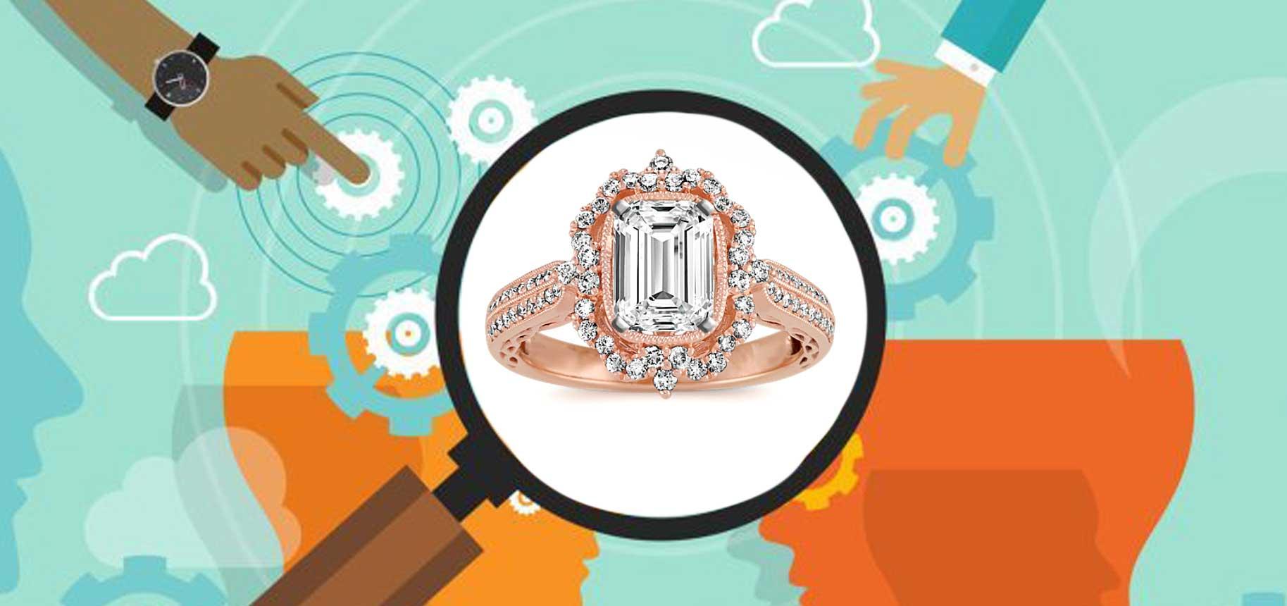 ارزیابی بازار جواهرات