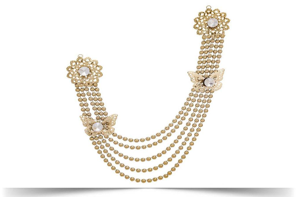 طراحی جواهر گردنبند