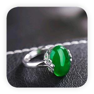 یشم ، جواهر سازی با سنگ یشم و خواص آن