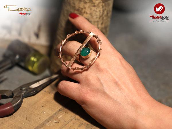 ساخت جواهر